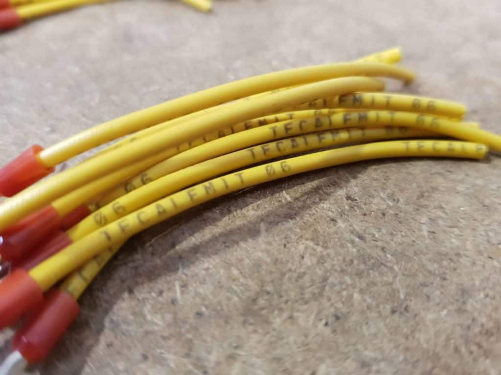 Custom cabling and wiring Lupson Electronics