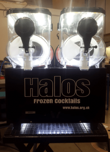 Halo Cocktail Slush Machine