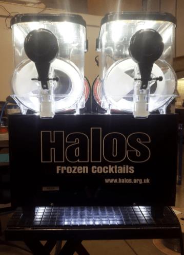 Halo Cocktail Slush Machine