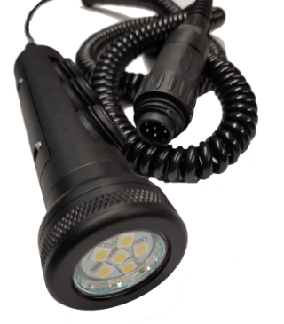 Stenhoj Play Detector Hand Lamp Torch