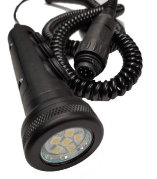 Stenhoj Play Detector Hand Lamp Torch