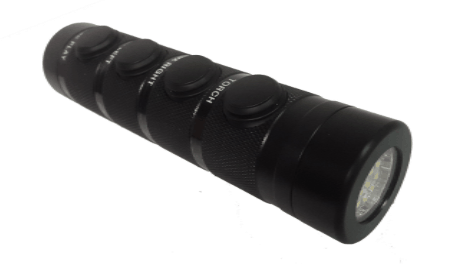 Tecalemit Play Detector Torch