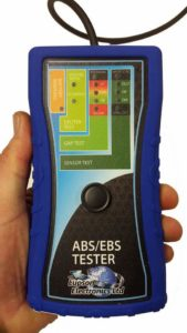 Lupson electronics ltd ABS EBS tester