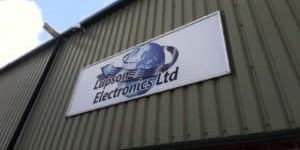 Lupson electronics office